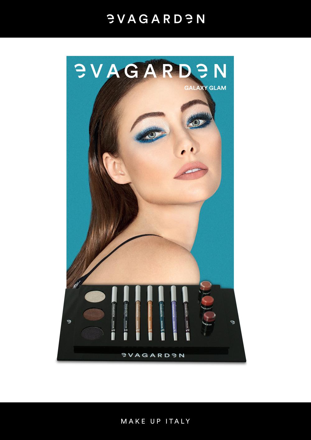Galaxy Glam de EVAGARDEN - Sinergia Make Up distribuidor oficial en España