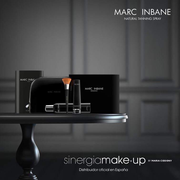 Marc Inbane - Sinergia Make Up distribuidor oficial en España
